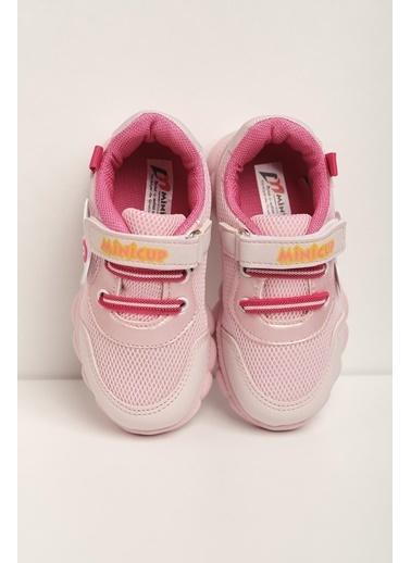 Oksit Mnc Emoji Unisex Bebek Çocuk Spor Ayakkabı Pembe